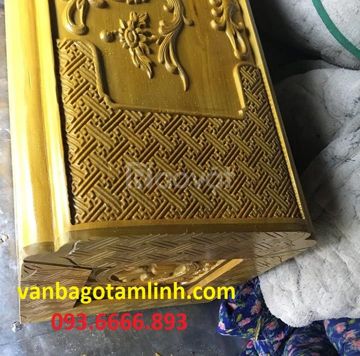 Quan gỗ vàng tâm tại Nghệ An