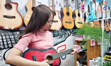 Lớp dạy học đàn guitar và ukulele Tân Phú, Tân Bình, Bình Tân