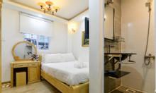 Cho thuê toà nhà 8A Thái Văn Lung khu phố Nhật, 11 phòng full nội thất