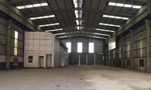 Cho thuê kho xưởng DT 2.100 m2 KCN Phú Nghĩa Chương Mỹ Hà Nội.