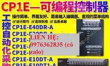 Cung cấp CP1E-E40DR-A E30DR-A E20DR-A E14DR-A E10DR-D E10DR/DT/DT1--A