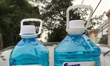 Nước rửa kính ô tô chuyên dụng nano super clean