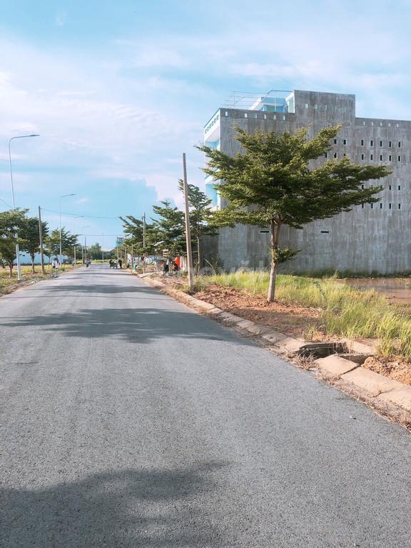 Bán đất Bình Chánh, đất thổ cư, giá chỉ 700tr/80m2