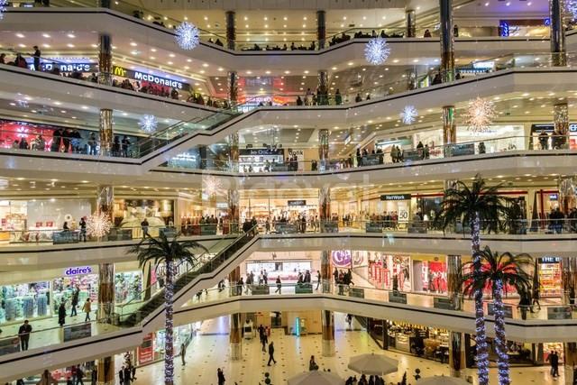 Siêu thị sắp khai trương cùng căn hộ Central Premium cuối 2019