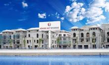 Bán căn liền kề view biệt thự đẹp nhất dự án Hoàng Huy Riverside
