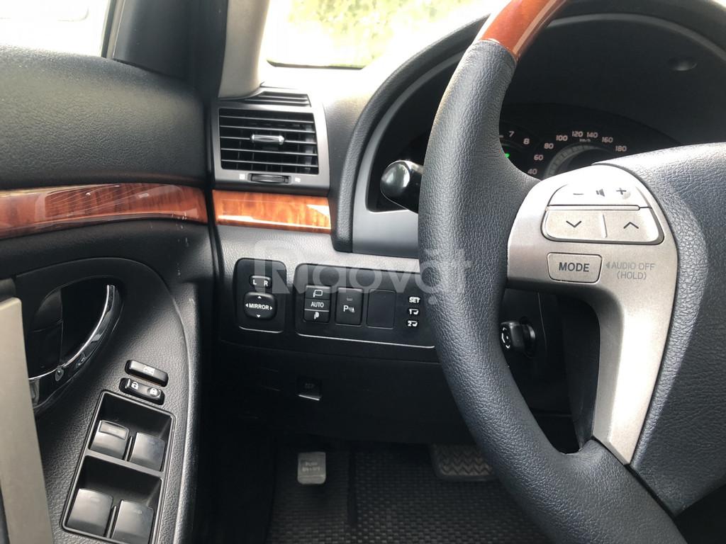Cần bán xe Toyota Camry 3.5Q AT, model 2009, màu đen