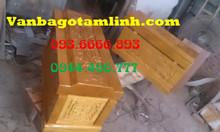 Quách trạm sen sơn PU Q04 | gỗ vàng tâm
