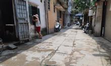Bán đất phố Hoàng Quốc Việt 110m2 mt 13m 8.6 tỷ, phân lô ô tô