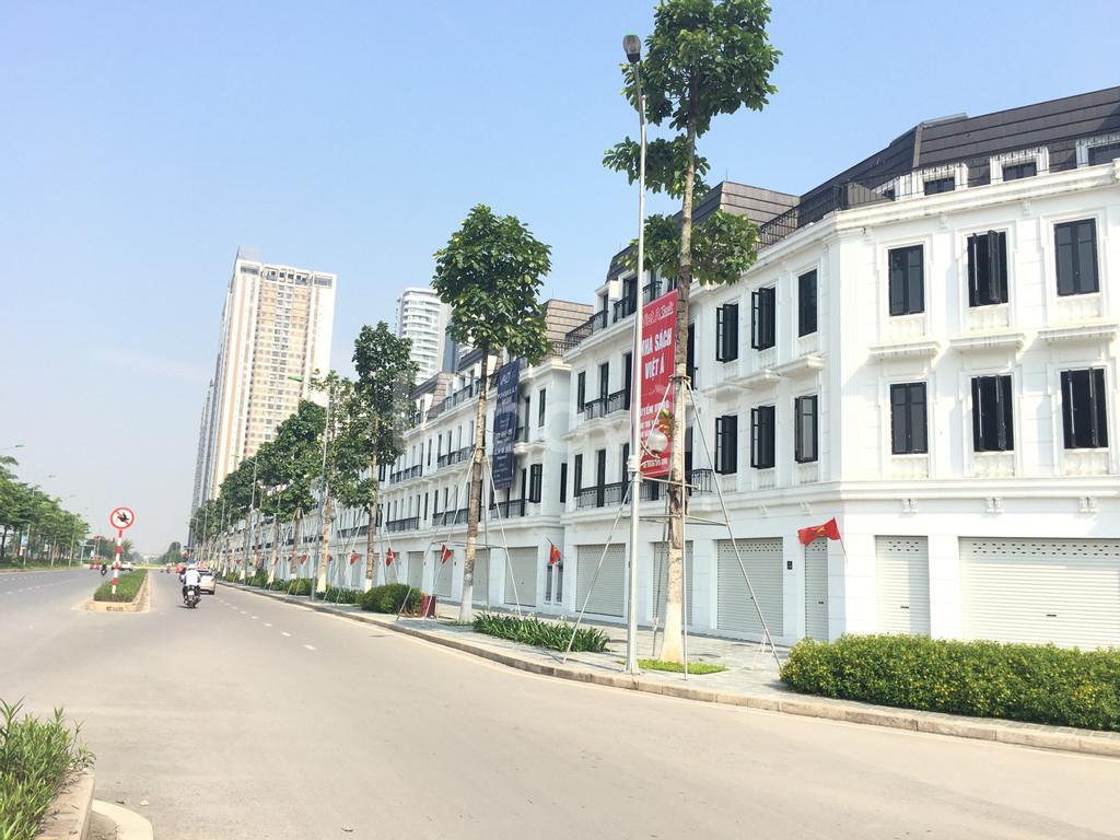 Cần bán căn Shophouse Embassy Garden diện tích 144m2 đường 60m