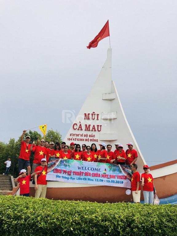 Tour Du Lịch Miền Tây 1,2,3,4,5 ngày, khởi hành hàng ngày Nam Á Châu