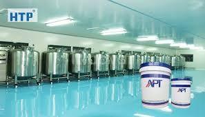 Đại lý bán sơn epoxy APT kháng hóa chất chính hãng tại Cần Thơ