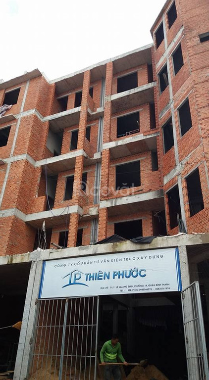 Xin phép xây dựng nhanh Q.1, Bình Thạnh, Phú Nhuận, Gò Vấp, Tân Binh