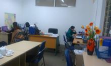 Văn phòng tại Chùa Láng - 15 người ngồi - Setup đầy đủ - Đống Đa