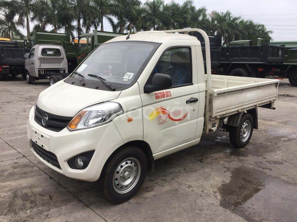 Bán Xe tải Foton 1.5L thùng lững đời 2019