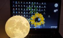 Đèn mặt trăng Luna - Đèn trang trí bàn làm việc - 18cm