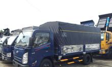 Xe tải Hyundai IZ 65 thùng kín 3.5 tấn mới 100% có hổ trợ trả góp
