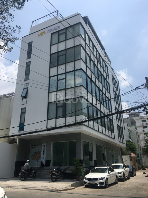 Cho thuê văn phòng 110m2 view mặt tiền ở Tân Bình