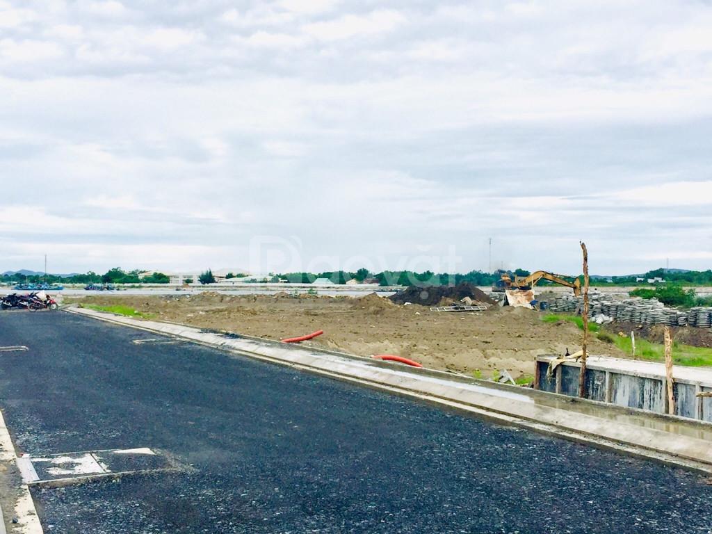 Đất nền 3 mặt giáp sông KĐT Marine City Vũng Tàu-đã có sổ giá 13.9tr/m