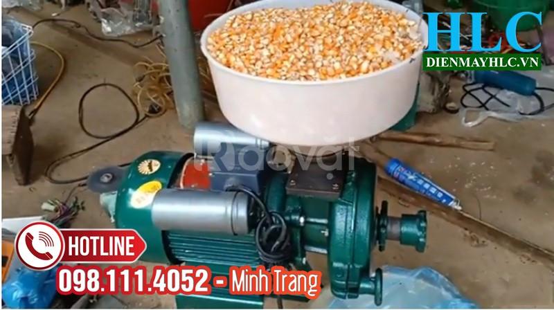 Giảm giá máy nghiền ngô vỡ hạt thành mảnh nâng cao năng suất
