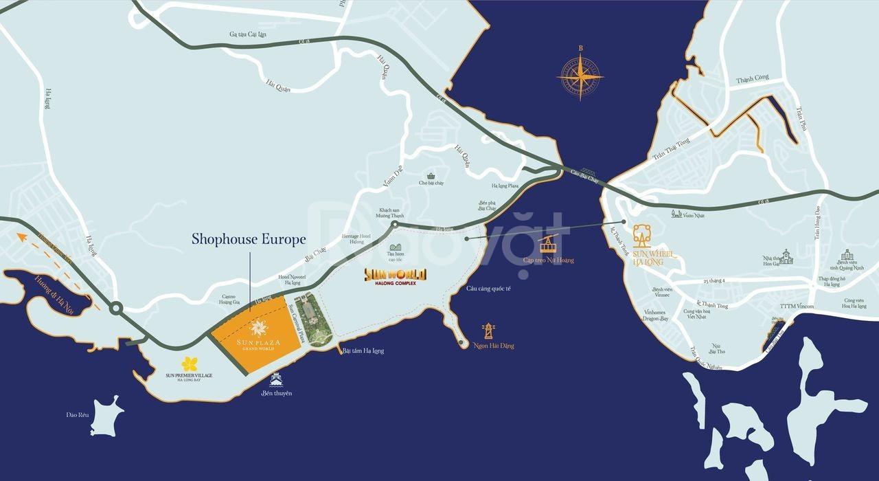 Bđs kinh doanh hấp dẫn và đắc địa tại Hạ Long
