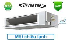 Máy lạnh giấu trần Daikin FBA100BVMA/RZF100CYM - 3 Pha - Inverter