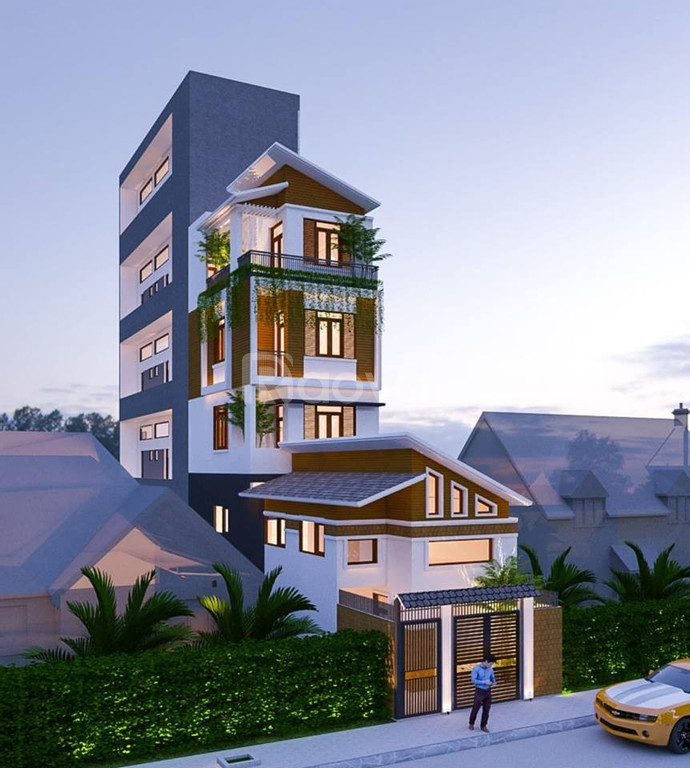 Xin phép xây dựng nhanh - làm hoàn công nhà nhanh - Quận Bình Thạnh
