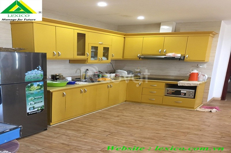 Cho thuê căn hộ 1 phòng ngủ tại TD Plaza Hải Phòng
