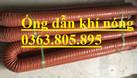 Nơi bán ống chịu nhiệt,ống dẫn khí nóng giá rẻ (ảnh 4)