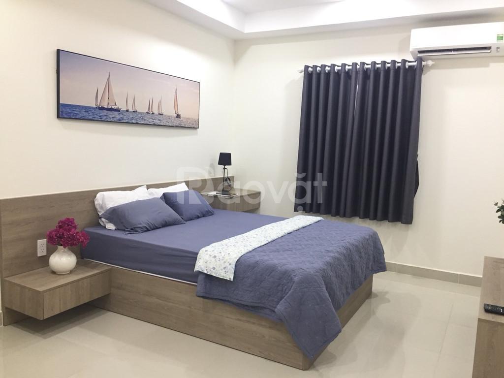 Cho thuê căn hộ tại VSIP 1 Thuận An Bình Dương.