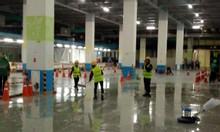 Vệ sinh công nghiệp thường xuyên tại các nhà máy ở KCN Điền Thụy
