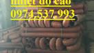 Nơi bán ống chịu nhiệt,ống dẫn khí nóng giá rẻ (ảnh 3)