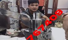 Máy nghiền dược liệu búa 20kg/h DF20 nghiền liên tục