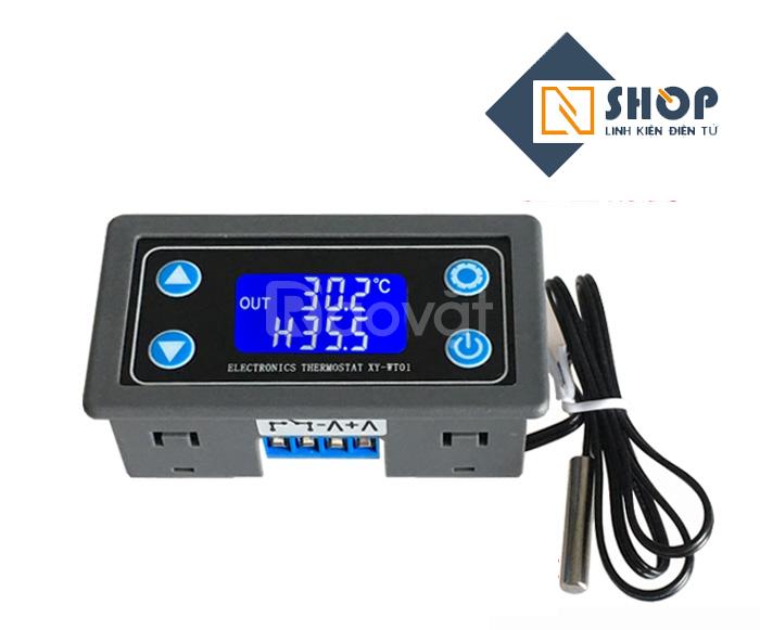 Bộ khống chế nhiệt độ WT01