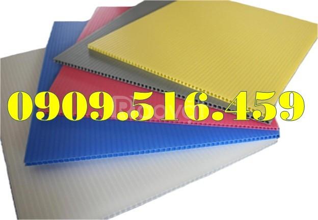 Tấm nhựa pp 2mm, 3mm, 4mm, 5mm danpla (ảnh 4)