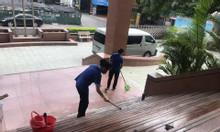 Cung cấp nhân viên vệ sinh thường xuyên ở KCN Bình Xuyên