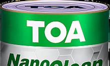 Cung cấp sơn Nanoclean, hãng sơn TOA chính hãng giá thành tốt