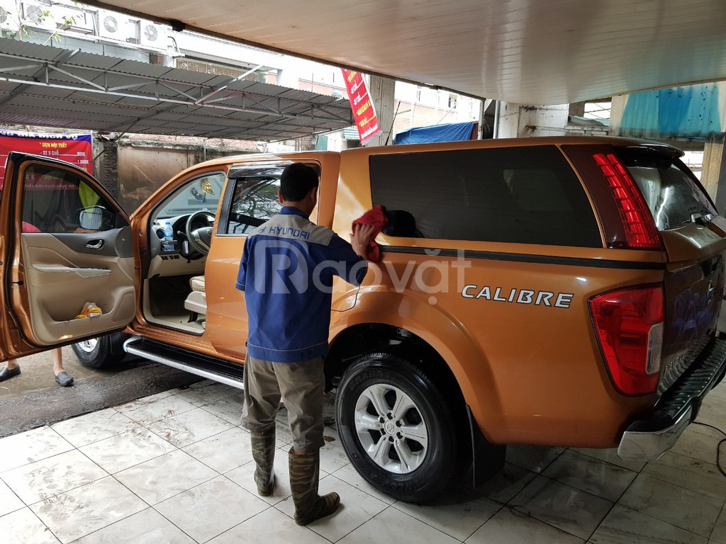 Bán xe bán tải Nissan Navara