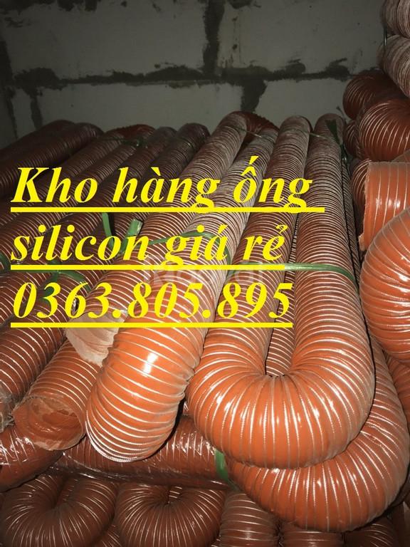 Nơi bán ống chịu nhiệt,ống dẫn khí nóng giá rẻ (ảnh 1)