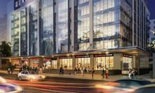 Cho thuê 1300m2 sàn thương mại chân tòa nhà mặt phố Duy Tân