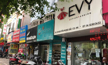 Cho thuê nhà mặt phố Nguyễn Phong Sắc 50m2x5 tầng