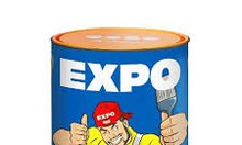 Tìm cửa hàng phân phối sơn dầu Expo màu ghi xám giá rẻ ở quận 12