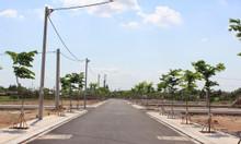 Bán 2 lô đất mặt tiền gần bệnh viện Xuyên Á, Củ Chi