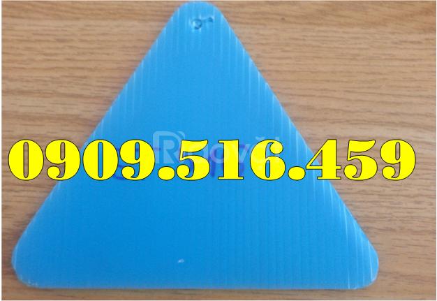 Tấm nhựa pp 2mm, 3mm, 4mm, 5mm danpla (ảnh 1)