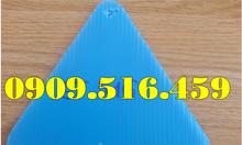 Tấm nhựa pp 2mm, 3mm, 4mm, 5mm danpla