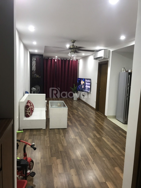 Căn hộ số 08 tầng thấp toà nhà Ruby 3 chung cư Goldmark City
