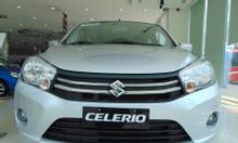 Suzuki Celerio khuyến mãi sập sàn tặng tiền mặt + gói phụ kiện cao cấp