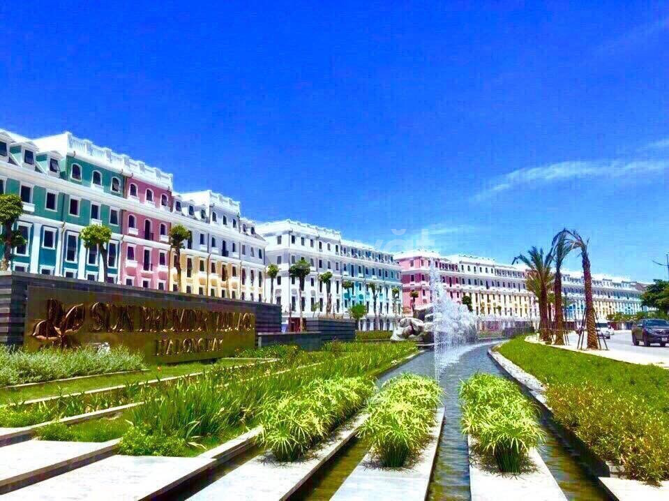 Shophouse Europe Hạ Long Sun Group, Ck 18, tặng 800 triệu.