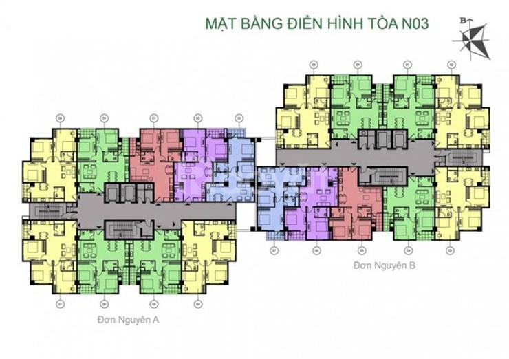 Cơ hội sở hữu căn 2 ngủ rẻ dự án K35 Tân Mai (ảnh 4)