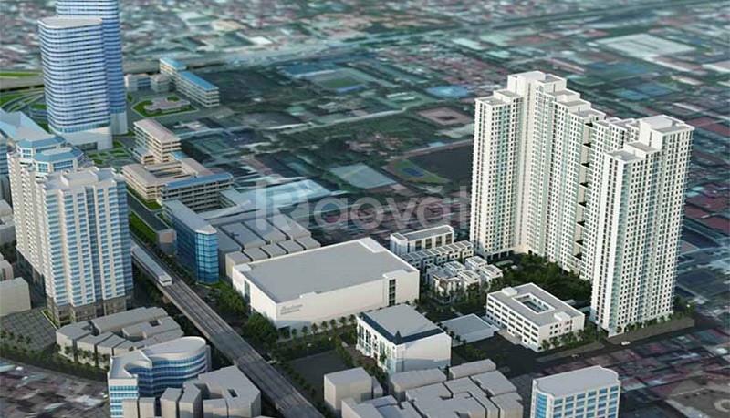Bán chung cư Mipec 122 - 124 Xuân Thủy Hà Nội - vị trí trung tâm