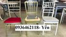 Bàn ghế nhà hàng, bàn ghế nhà hàng tiệc cưới giá rẻ! (ảnh 4)